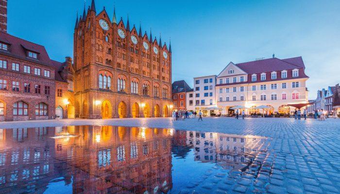 Marktplatz Stralsund