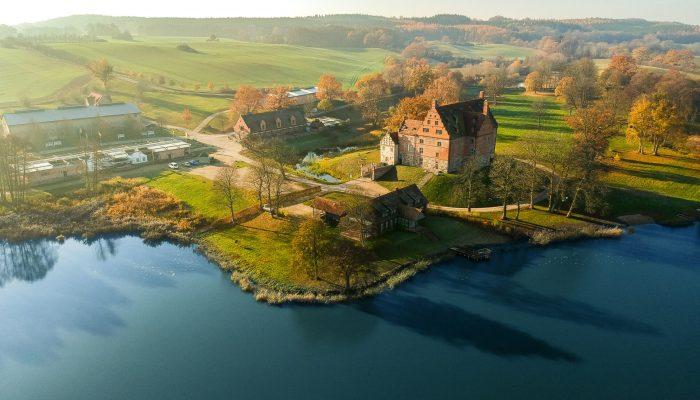 Schloss Ulrichshusen Mecklenburgische Schweiz